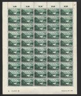 Rheinland-Pfalz,Nr.14,30.7.1947,A,gefaltet (M6) Franz.Zone-Bogen - Französische Zone
