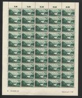 Rheinland-Pfalz,Nr.14,31.7.1947,A,gefaltet (M6) Franz.Zone-Bogen - Französische Zone