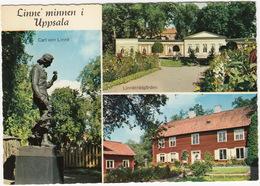 Uppsala - Linne' Minnen - (Sweden) - Zweden