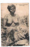 AFR-1094   Femme FANTI - Ghana - Gold Coast