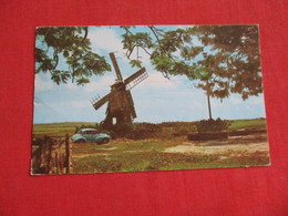 Barbados W.I.  Old Sugar Mill     Has Stamp & Cancel     Ref 2820 - Barbades