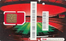 THAILAND - True GSM Card - Barclays Premier League, Mint - Thaïlande