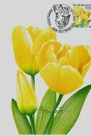 Belgie 3223  - Maximumkaart Max  - Bloemen  Type A. Buzin  - 2003 - Cartes-maximum (CM)