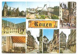ROUEN - Regard Sur La Normandie - Multivues - (Edit. Mage, Le Blanc Mesnil) - Rouen