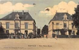 52 - HAUTE MARNE / Eurville - 521946 - Place Notre Dame - - Autres Communes