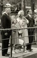 Postcard / ROYALTY / Nederland / Koningin Juliana / Expo 58 / 1958 / Prinses Christina Der Nederlanden - Koninklijke Families