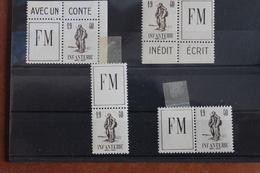 POUR  INFANTERIE    PERIODE  PETAIN - Franchise Militaire (timbres)