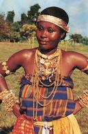 Ghana - Folklore - Woman - Femme - Ghana - Gold Coast