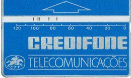 PHONECARDS-PORTUGAL -  CTT-AZUL-120 U-- BATCH -810T - Portugal