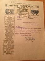 BERLINO-20-7-1906-SHANNON - REGISTRATOR-AUG.ZEISS - Germania