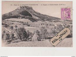 38 Route De La Grande-Chartreuse - Cpa / Le Sappey Et Chamechaude. - Ohne Zuordnung