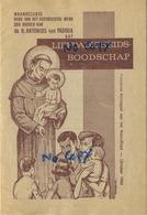 ATH - AAT  :  Broshure  '  Message De Charité '  1966  : 4  Pages  : H. ANTONIUS PADOUA - Zonder Classificatie