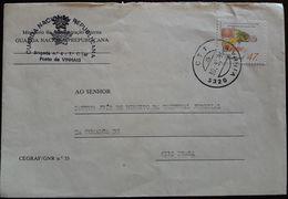 PORTUGAL - Cover - Stamps PROFISSÕES - Cancel VINHAIS - 1996 (GNR) - 1910-... República