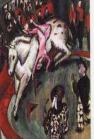 69100- RAPHAEL KIRCHNER- CIRCUS, SIGNED ILLUSTRATION, REPRINT - Kirchner, Raphael