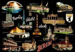 CPSM Berlin Bleibt Doch - Allemagne