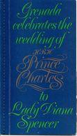 GRENADA, Booklet 3, 1981, Royal Wedding - Grenada (...-1974)