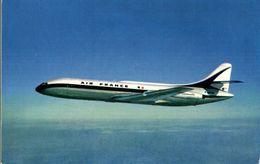 CPM Caravelle Air France - 1946-....: Moderne