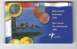 NEDERLAND Mini-muntset Nederland 2002 - Pays-Bas