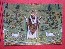 Ravenna - S. Apollinare In Classe: Catino Dell'abside: S. Apollinare - Ravenna