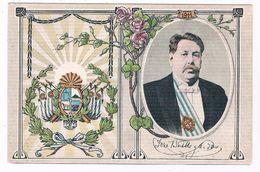 URU-24  President JOSE RATILLE Y ORDONEZ ( 1911 ) - Uruguay
