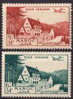 MAROC - Au Profit Des Colonies De Vacances Des PTT - Neufs