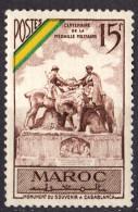 MAROC - Centenaire De La Médaille Militaire - Neufs
