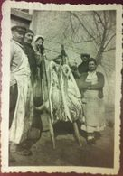 AUBE - HERBISSE - Photo D'un Boucher - En 1942 - Métiers