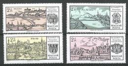 TP DE HONGRIE  N°  2144/47  NEUFS SANS CHARNIERE. - Hongrie