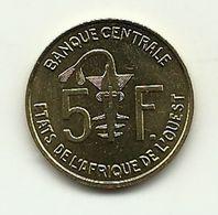 2009 - West Africa 5 Francs, - Monete