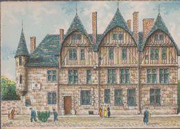 Carte Postale       BARRE  DAYEZ       REIMS   La Maison De Jeanne D'Arc      2096  C - Reims