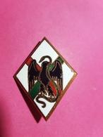 Insigne, Légion 1er Régiment Etranger, Dos Guilloché, Drago, Garanti Original, Port& Frais Compris - Insigne & Ordelinten