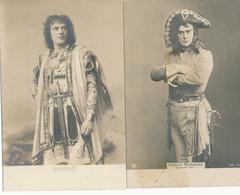 Oper / Theater - 11 Ansichtkarten Von Künstlern Um 1900 - Théâtre