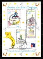 France 1998 : Bloc Feuillet N° 20 Avec Timbres Yvert & Tellier N° 3175 - 3176 - 3177 - 3178 Et 3179 Avec Oblit.1er Jour. - Blocs & Feuillets