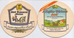 #D192-029 Viltje Post Brauerei Weiler - Sous-bocks