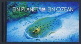 United Nations Wien / Vienna 2010 Booklet MH 15 / Sc 473a-f ** Meeresfauna Und -flora - Ein Planet-Ein Ozean - Sea Life - Maritiem Leven