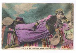 Mme ZOUBIDA DANS SON INTERIEUR - Sidi-bel-Abbès
