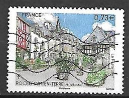 FRANCE   -   2017.    Y&T N° 5155 Oblitéré.    Rochefort En Terre - France