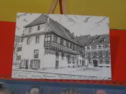 Carte Postale> [67] Bas Rhin > Sélestat > Maison Bourgeoise > Non Circulé - Selestat