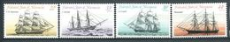 214 MICRONESIE 1985 - Yvert 26 A 7/9 - Bateau - Neuf ** (MNH) Sans Trace De Charniere - Micronésie