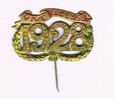 Souvenir Classe 1928 - Militaria