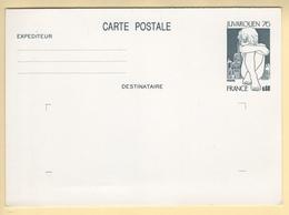 France. 1976. Entier Postal N° 1876-CP1 Expo. Philatélique JUVAROUEN. Neuf - Biglietto Postale