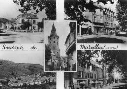 Souvenir De Marcillac 1959 (LOT MA) - Other Municipalities