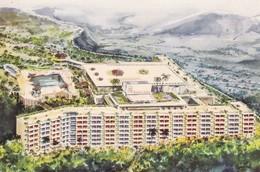 TRINIDAD HILTON, PORT OF SPAIN.-TBE-BLEUP - Hotel's & Restaurants