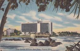 THE CARIBE HILTON, SAN JUAN, PUERTO RICO.-TBE-BLEUP - Hotel's & Restaurants