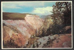 Wyoming, Yellowstone NP, Grand Canyon, Unused - Yellowstone