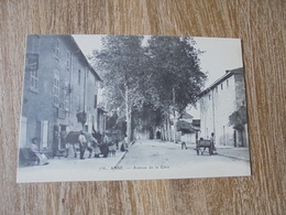 Anse Avenue De La Gare  Maréchal Ferrant - Craft