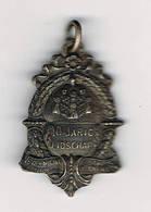 ANTWERPEN Medaille 10 Jaar Lid Vereniging Van Werklieden - Antwerpen