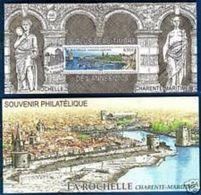 Bloc Souvenir La Rochelle, N°44 - Blocs Souvenir
