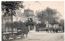 Rhône -  LYON - La Préfecture - Attelage - Lyon