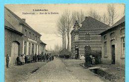 LIEDEKERKE - Statiestraat - Liedekerke